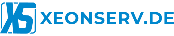 XeonServ Logo - ArcticBlaze.net
